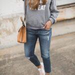 Outfits con jeans de mezclilla cómodos y sofisticados