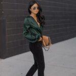 Ideas de outfits con jeans negros