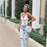 Outfits con jeans primavera - verano