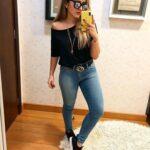 Ideas de outfits con jeans y tenis