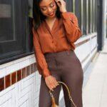 Utiliza colores oscuros en tus prendas