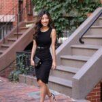 Vestidos en negro para una fiesta formal