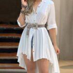 Vestidos que puedes usar en primavera - verano si eres una mujer madura