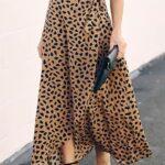 Viste maxi vestidos y faldas largas