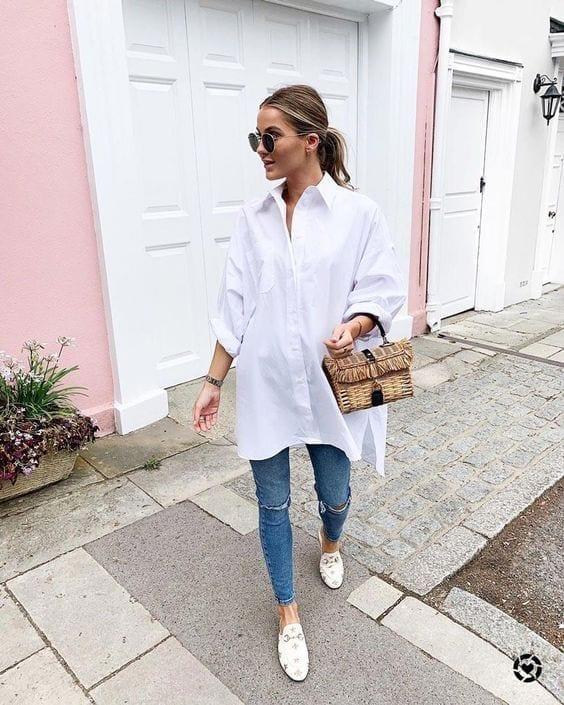 Camisas primavera - verano para mujeres maduras