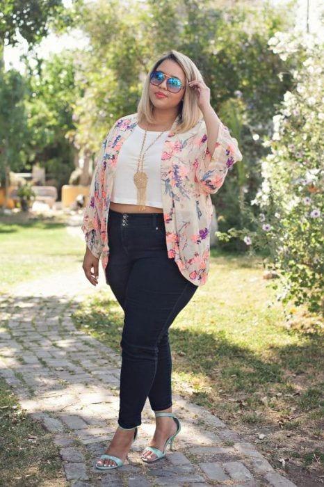 Complementa tus looks con kimonos