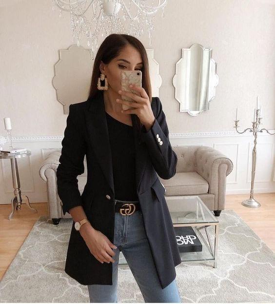 Complementa tus looks con un blazer