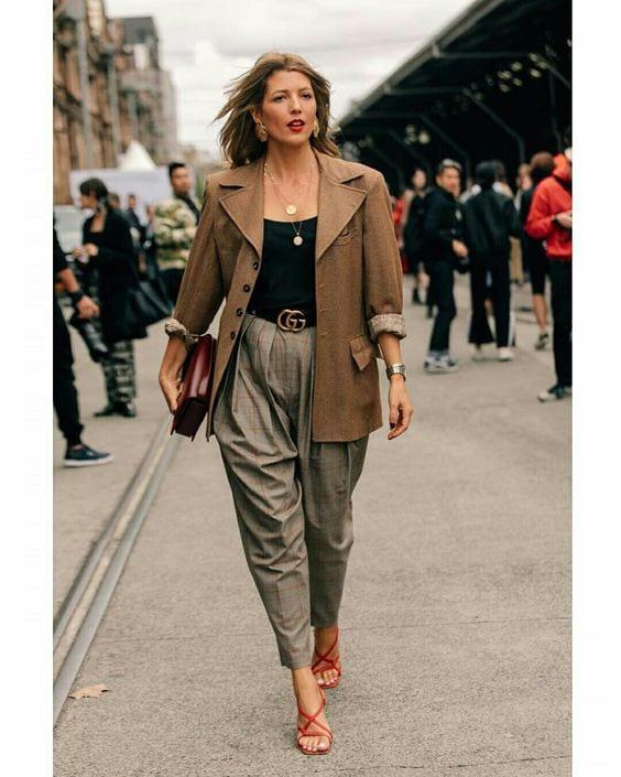 Complementa tus looks de invierno con abrigos largos