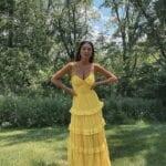 Ideas de outfits color amarillo pastel