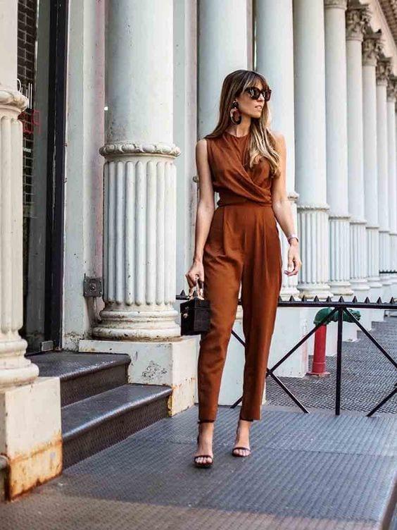Jumpsuits de vestir que estilizan tu figura