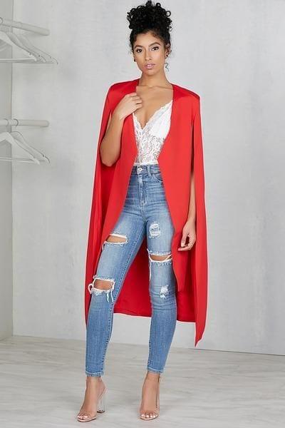 La nueva tendencia en blazers para mujeres maduras