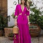 Maxi vestidos para mujeres de 40 años o más