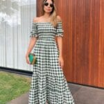 Maxi vestidos primavera - verano para mujeres de 40
