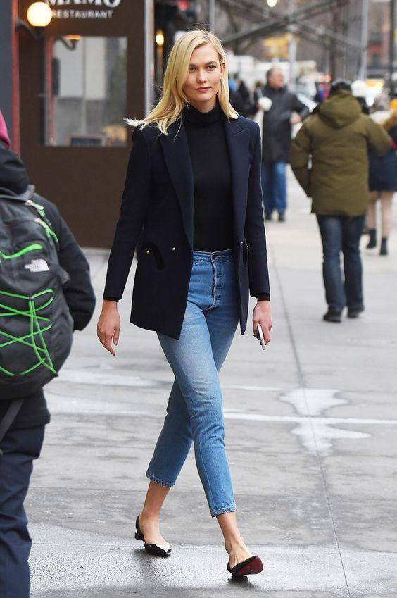Outfits con blazer casuales y elgantes a la vez