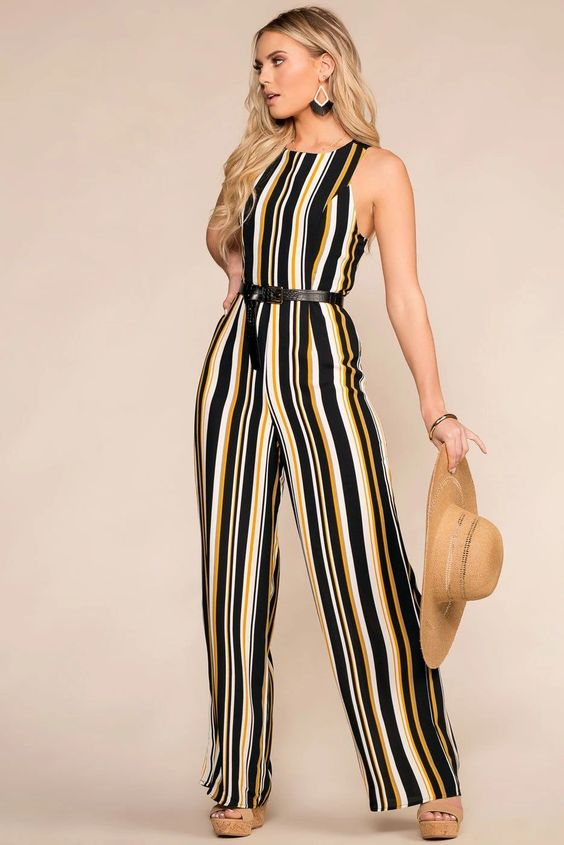 Outfits con jumpsuits