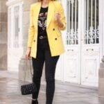 Pantalones negros para mujeres plus size