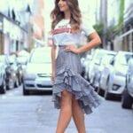 Tipos de faldas que te harán ver con más curvas