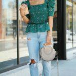 Blusas elásticas primavera - verano
