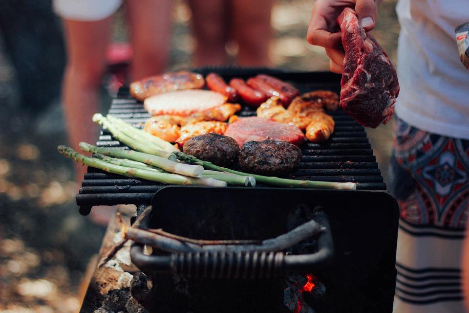 Como organizar una carne asada