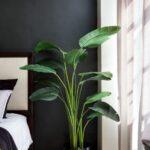 Decoración con plantas artificiales