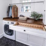 Decoración para un cuarto de lavado