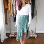 Mini faldas para mujeres bajitas