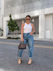 Ideas de looks casuales con jeans plus size