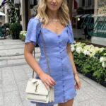 Ideas de outfits semi formales con vestido
