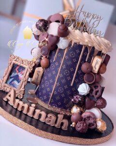 Ideas de pasteles para una fiesta buchona