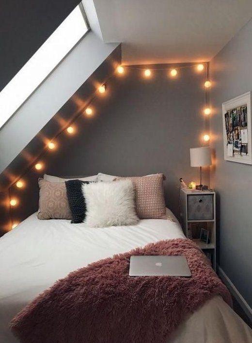 Iluminación en una casa pequeña