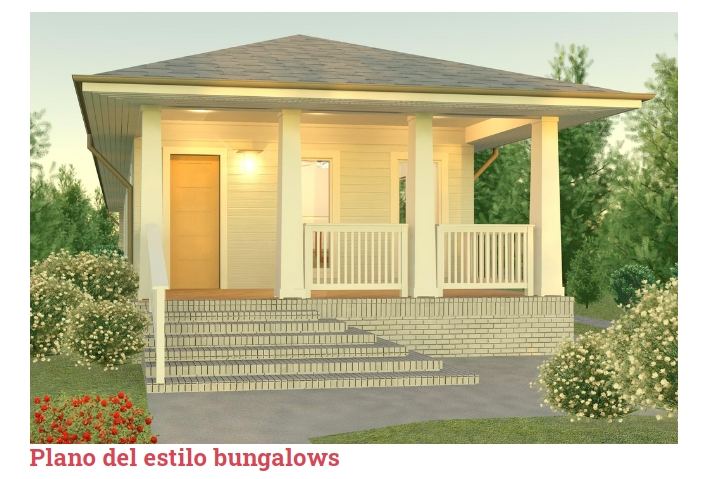 Images of House plan type bungalows
