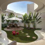Jardines modernos