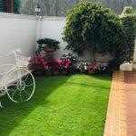 Jardines modernos pequeños