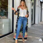 Ideas de looks con skinny jeans y zapatillas