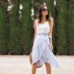 Mini faldas para chicas bajitas
