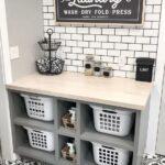 Muebles para cuarto de lavado