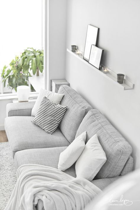 Opta por decorar en estilos simples