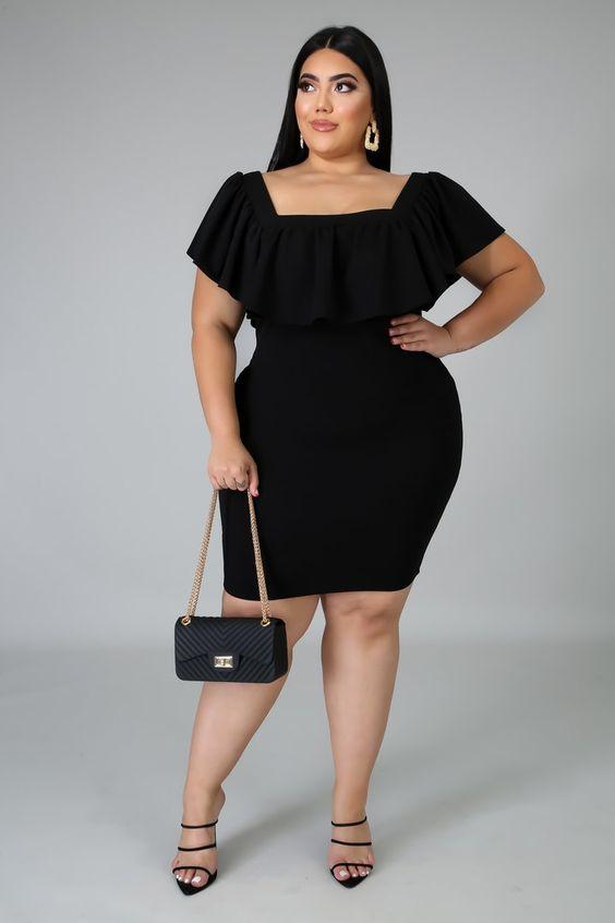 Opta por vestir en colores oscuros