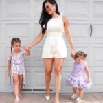 Outfits de mamás para fiestas infantiles