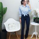 Pantalones para mujeres bajitas