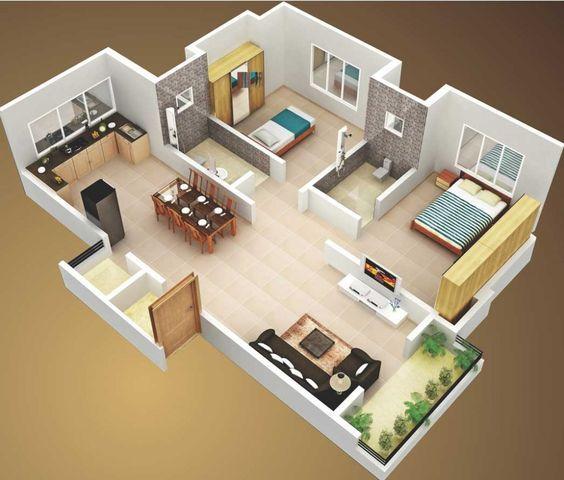 Planos para construir una casa