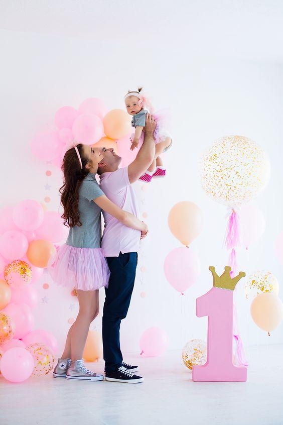 ¿Qué me pongo para el cumpleaños de mi bebé?