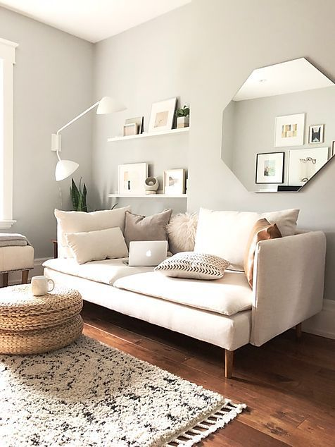 Salas para casas pequeñas