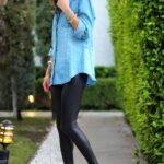 Tips para usar leggins y lucir un poco más alta