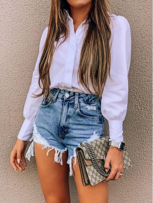 Usa tus blusas fajadas