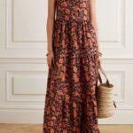 Outfits con vestidos estampados
