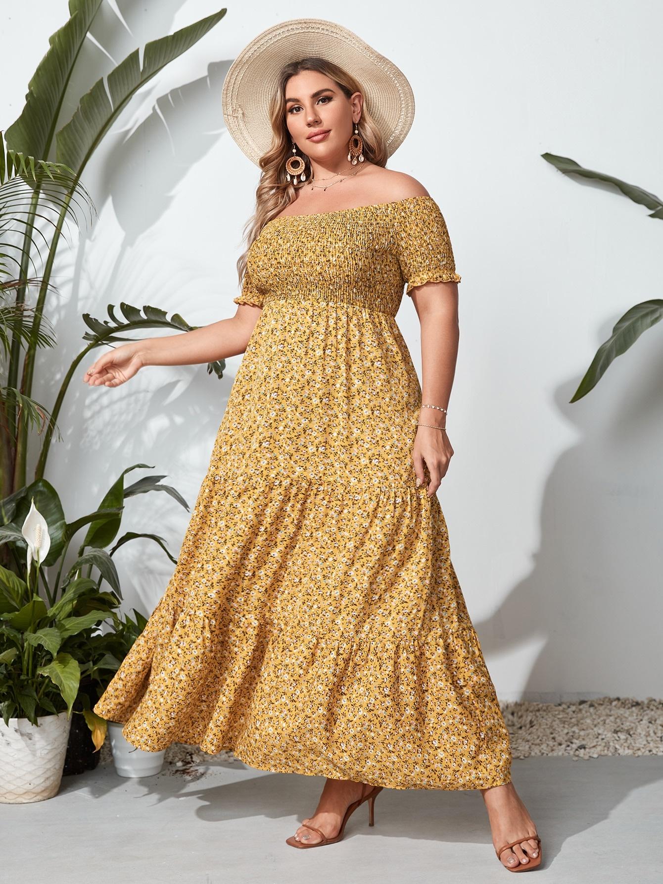 Vestidos para mujeres maduras shein