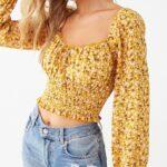 Blusas de moda shein por colores