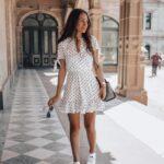 Diseños de vestidos casuales cortos