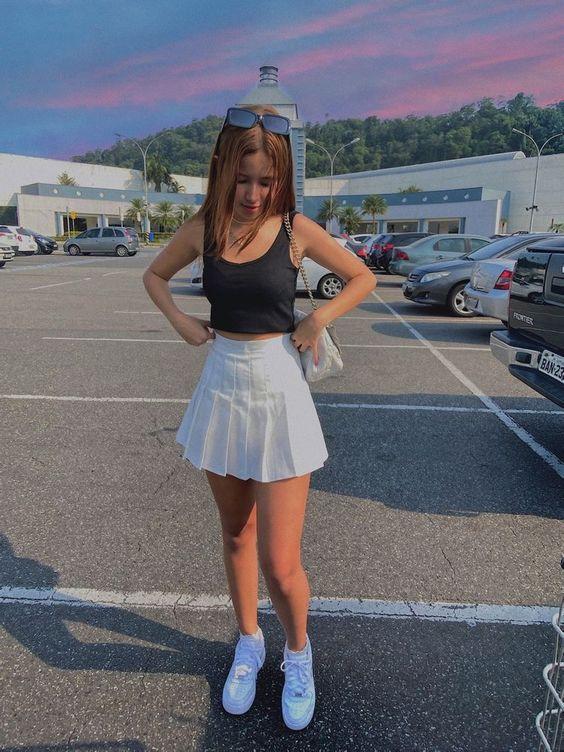 Estoy obsesionada con las faldas de Shein